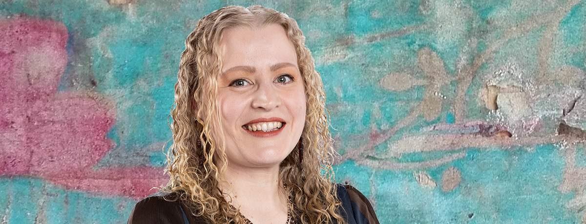 Koikkela Kustannuksen Kirsi-Maria Hiltunen