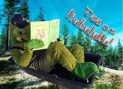 postikortit Suomesta