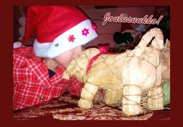 hauskat joulukortit netistä