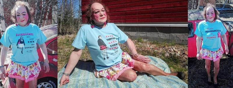 viralliset Markus Kuotesaho t-paidat