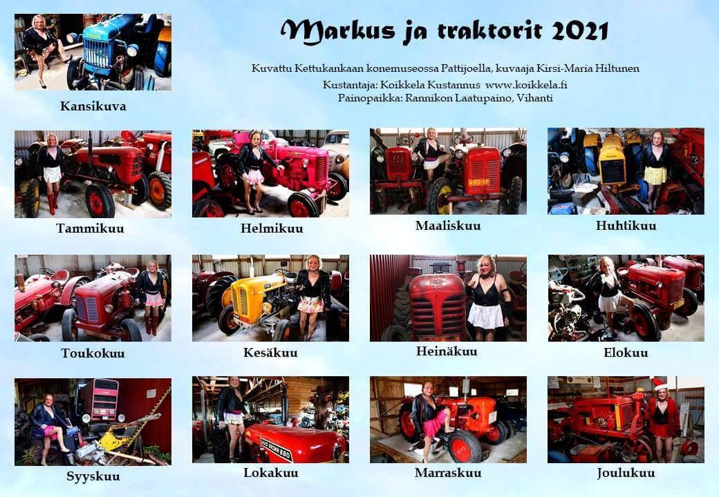 Markus Kuotesaho fanituotteet