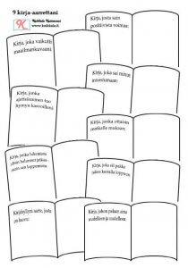 9 kirja-aarrettani